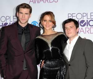 Hunger Games s'impose dans la catégorie cinéma aux People's Choice Awards 2013
