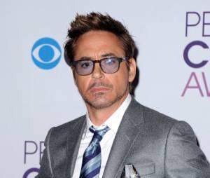 Robert Downey Jr gagne deux prix aux People's Choice Awards 2013