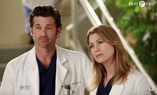 Derek et Meredith ne sont pas menacés dans Grey's Anatomy
