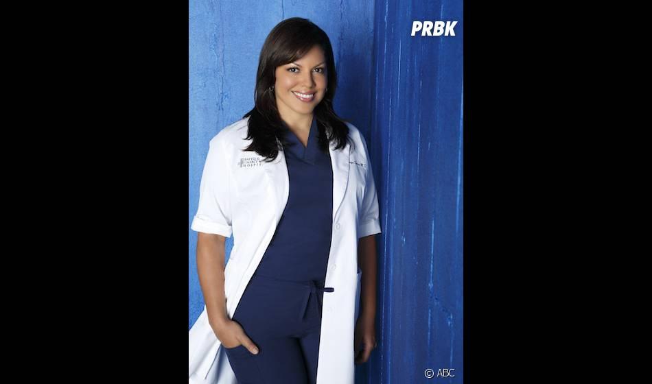 Callie peut être heureuse, tout va bien dans Grey's Anatomy