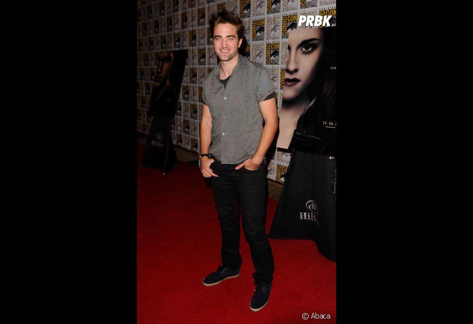Robert Pattinson en a marre de Kristen