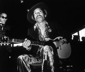 Galère pour raconter la vie d'Hendrix au cinéma