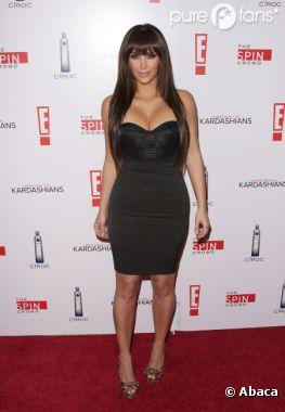 Kim Kardashian pousse un coup de gueule
