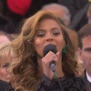Beyoncé chante pour Obama : une prestation 100% émouvante de l'hymne US