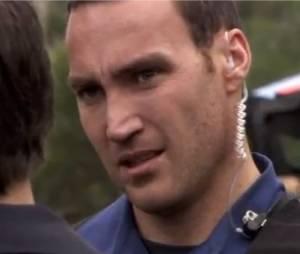 Callan Mulvey dans la série Rush en 2007