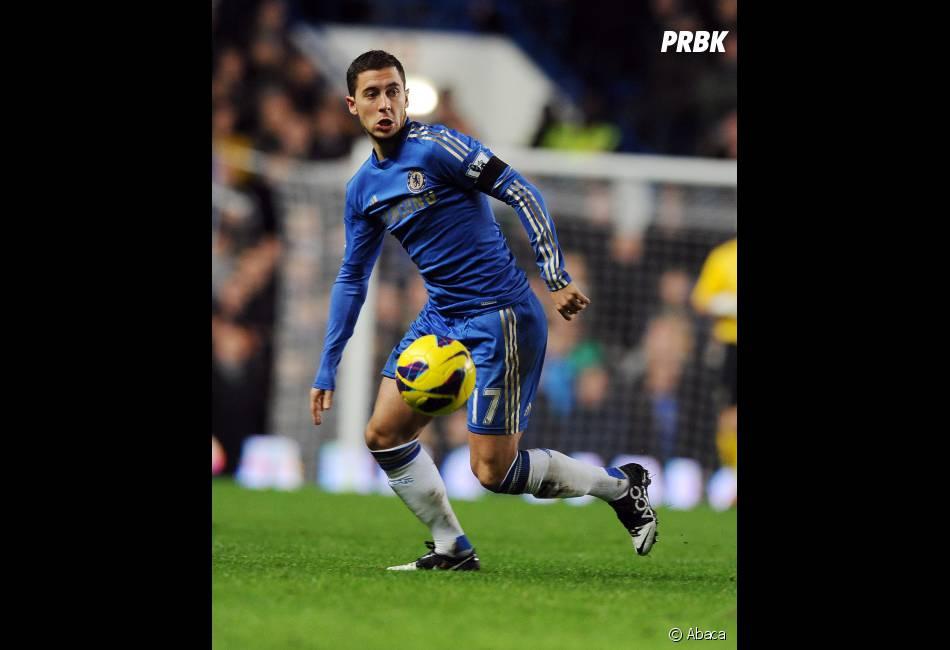 """Eden Hazard s'est excusé auprès du """"ball boy""""."""