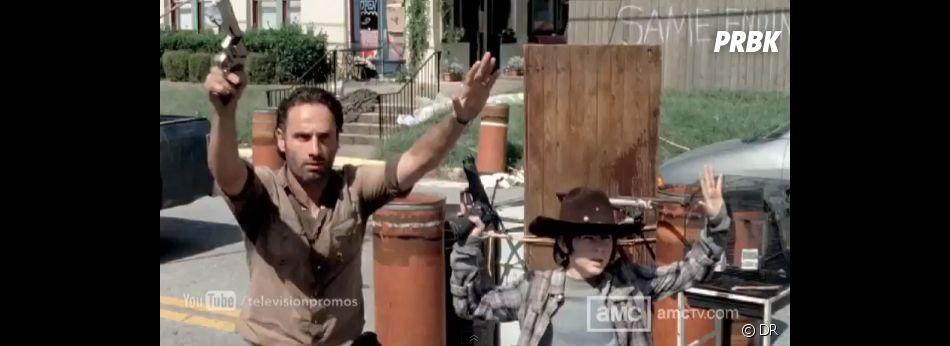 Rick pourrait souffrir dans The Walking Dead