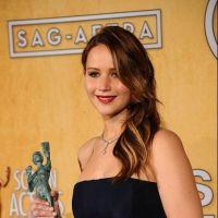 SAG Awards 2013 : Jennifer Lawrence pique la vedette à Jessica Chastain, Homeland chute