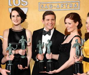 Downton Abbey récompensé aux SAG Awards 2013