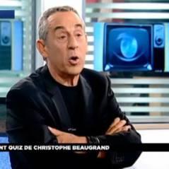 Thierry Ardisson s'offre un égotrip et taille Bruce Toussaint et Marc-Olivier Fogiel