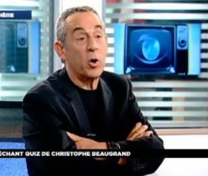 """Invité de l'émission """"La Médiasphère"""", Thierry Ardisson en profite pour balancer sur ses confrères."""
