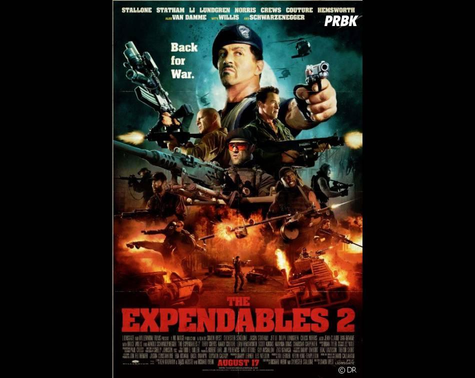 The Expendables 2 aura bien une suite !