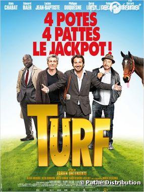 Turf débarque au cinéma le 13 février prochain