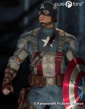 Le tournage de Captain America 2 repoussé