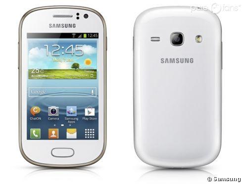 Le Samsung Galaxy Fame pour les bourses modestes
