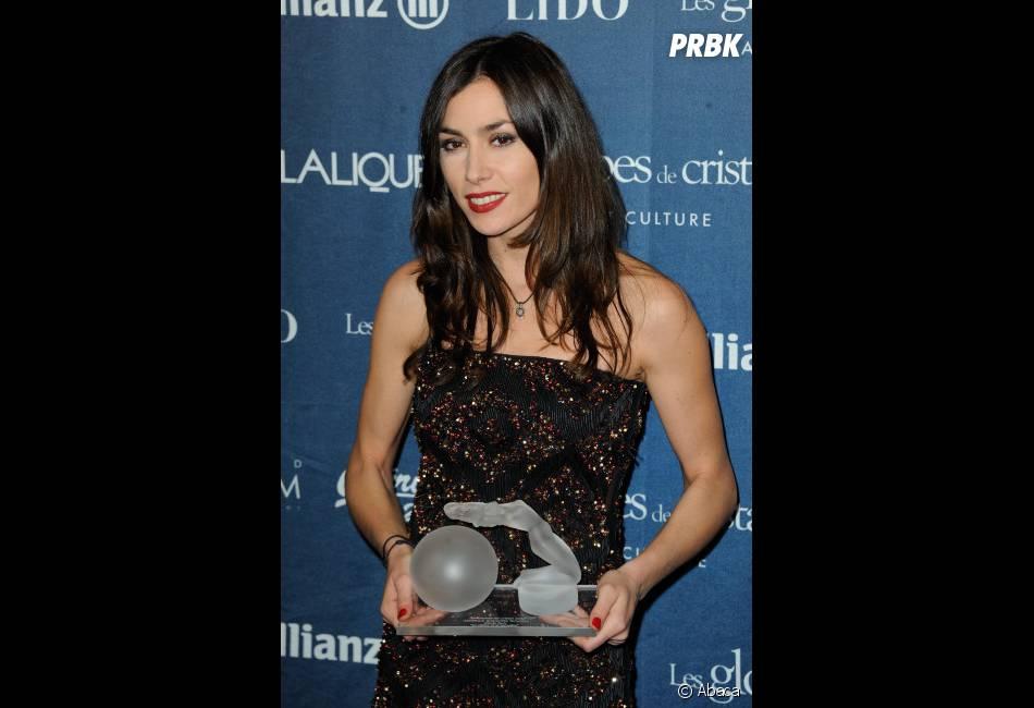 Olivia Ruiz n'est pas repartie les mains vides des Globes de Cristal 2013