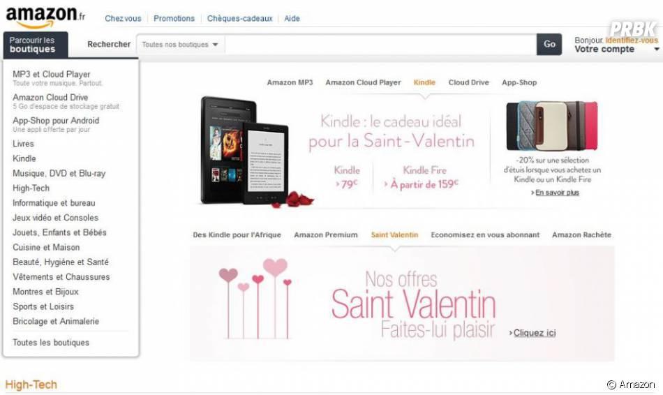 Amazon révolutionne le fonctionnement de son site de ventes en ligne