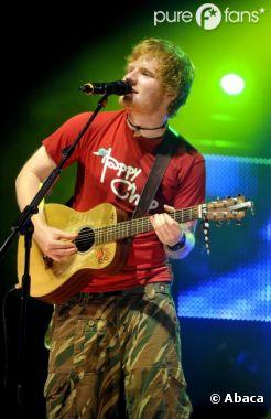 Ed Sheeran ne composera pas pour Justin Bieber