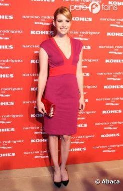 Emma Roberts tente de retrouver sa popularité grâce à la télévision