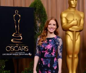 Jessica Chastain et Jennifer Lawrence, en lice pour les Oscars, font taire les rumeurs de rivalité