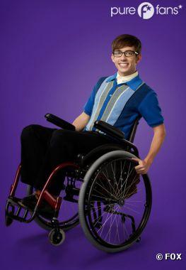 Artie va-t-il enfin trouver l'amour dans Glee ?