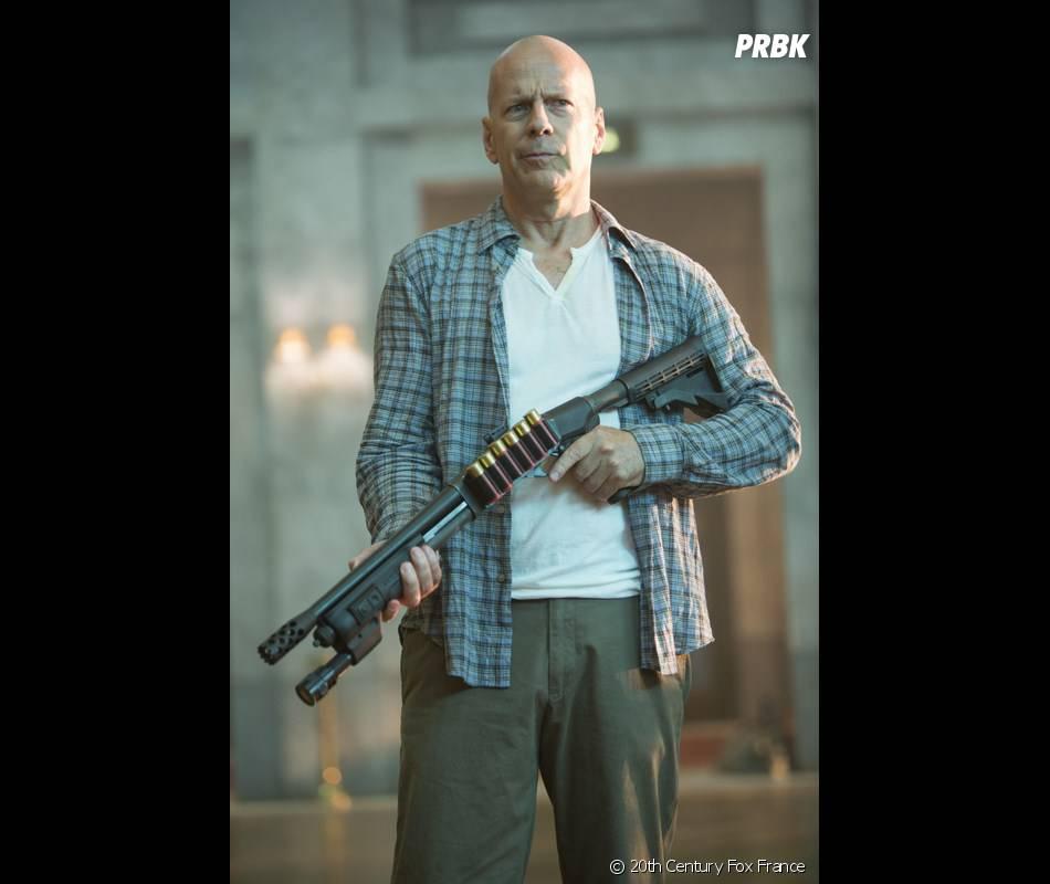 Bruce Willis de retour dans Die Hard 5