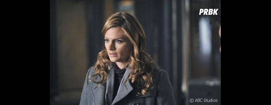 Beckett ne sait plus quoi faire pour soutenir Castle