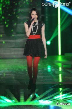 Sophie-Tith était encore la favorite du prime de Nouvelle Star 2013
