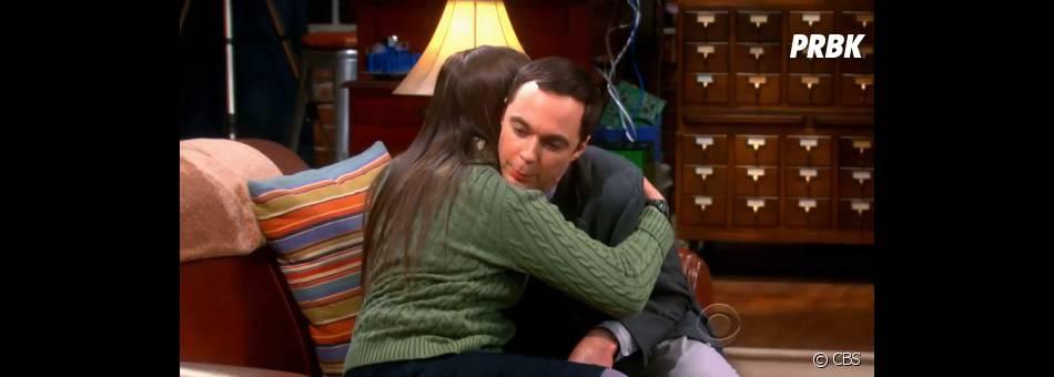 Sheldon devient romantique dans The Big Bang Theory