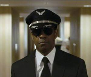 Denzel Washington joue dans Flight