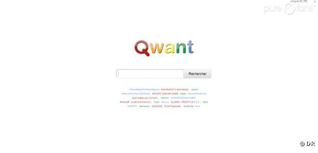 Qwant le nouveau moteur de recherche français