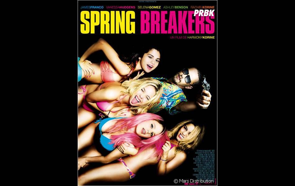 Spring Breakers sortira en France le 22 mars