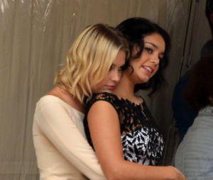 Vanessa Hudgens et Ashley Benson, amies dans la vie aussi