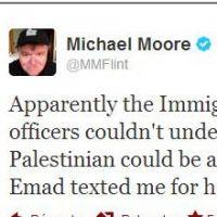 Oscars 2013 : Michael Moore défend un nommé arrêté par les douanes US