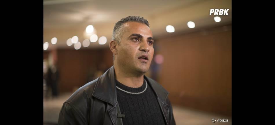 Emad Burnat a été retenu par la douane américaine