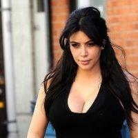 Kim Kardashian enceinte : elle passe au 95G !