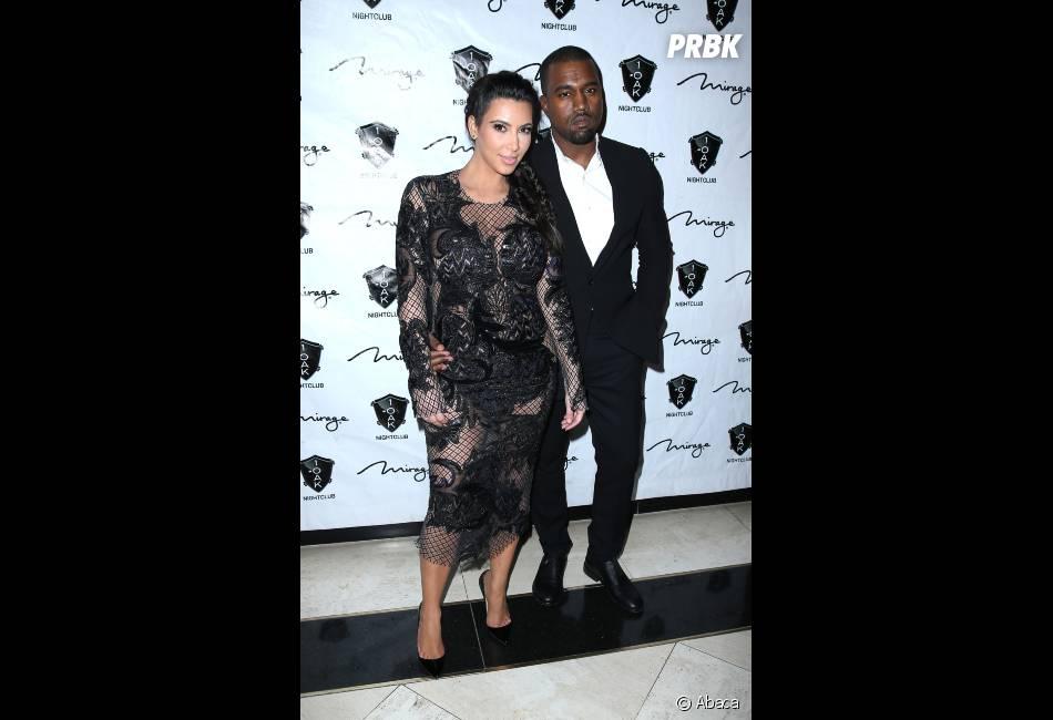 Kanye West se sont fait choper doit bien profiter du nouveau corps de Kim Kardashian