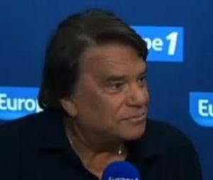 Bernard Tapie a réaffirmé qu'il ne se présenterait pas à la mairie de Marseille en 2014. La raison ? Sa femme ne veut pas.