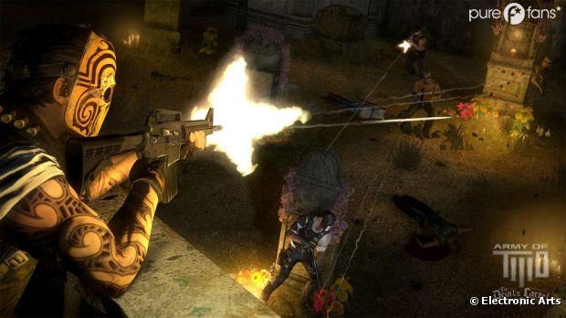 Army of Two Devil's Cartel sur Xbox 360 et PS3
