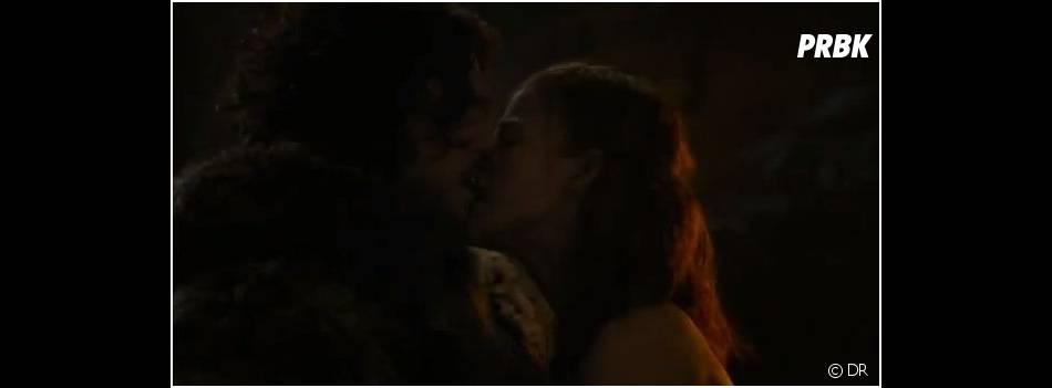 De l'amour dans Game of Thrones saison 3