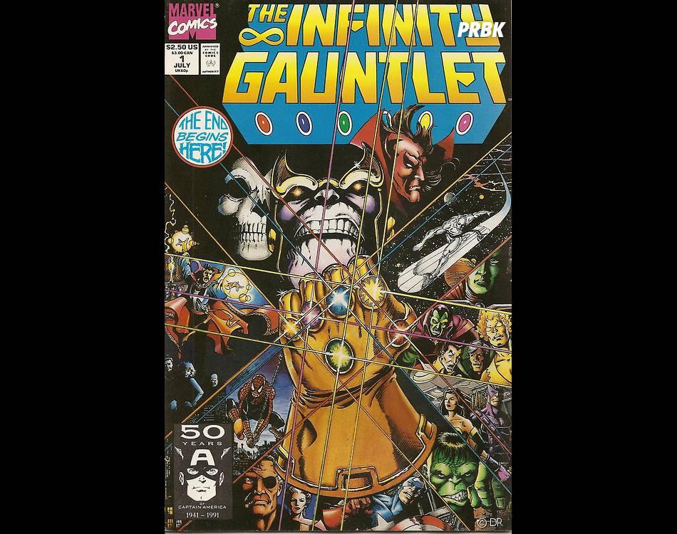 Thanos et La Mort face aux Avengers ?