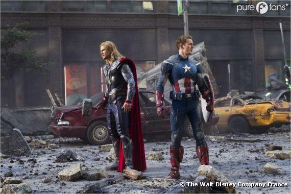 Avengers 2 vs La Mort ?