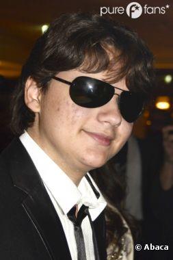 Prince Michael Jackson déjà une star avec ses lunettes pour 90210