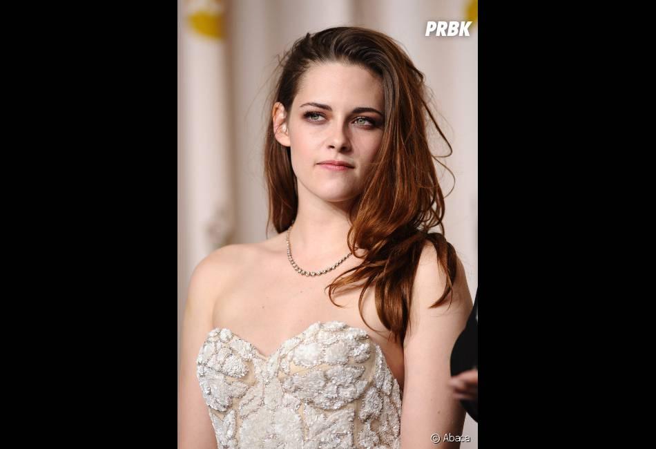 Kristen Stewart n'a pas illuminé les Oscars 2013