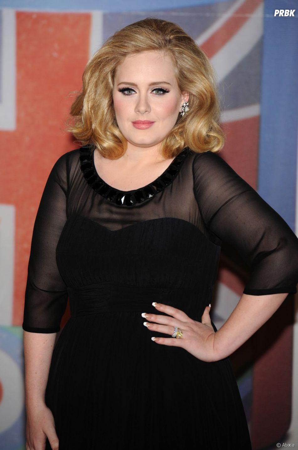 Adele, la reine de la discrétion