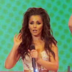 Cheryl Cole : les fesses à l'air (ou presque) pendant le concert de Girls Aloud