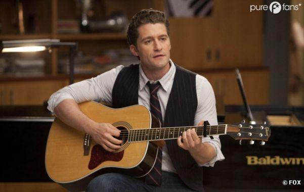 Des tensions à venir dans Glee entre Finn et Will