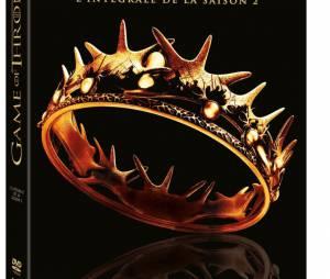 Visuel de l'édition DVD de Game of Thrones