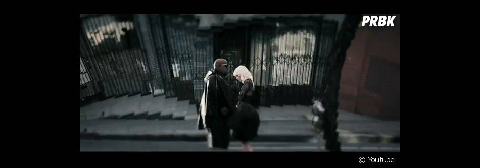 """Lauriana Mae et Cee Lo Green dans le clip """"Only You"""""""