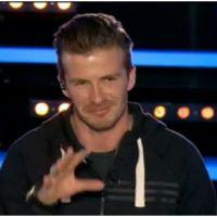 """David Beckham pour H&M : """"Ce sont bien mes fesses"""", pas de doublure"""